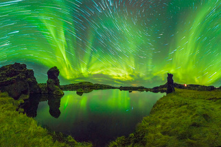 The Beauty and Wonder of Iceland's Northern Lights Like Never Experienced Before