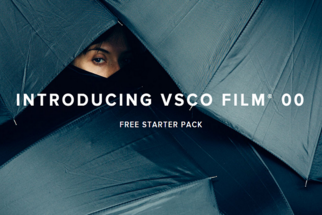 VSCO Releases Film 00, a FREE Starter Pack Today