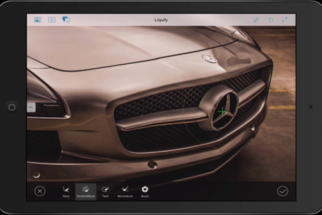 Sneak Peek of Adobe Mobile Retouching Capabilities