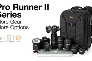 Lowepro Updates the Pro Runner Line with the Pro Runner II Series