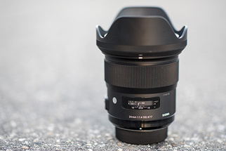 Hands-On Review with Sigma's Newest 24mm f/1.4 Art Beauty