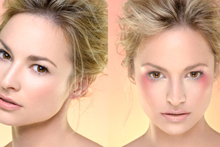 Creating Colorful Portrait Effects In Camera and In Photoshop