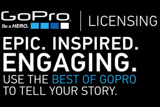 GoPro Licensing Allows Agencies to License Premium Content on Its Own Platform
