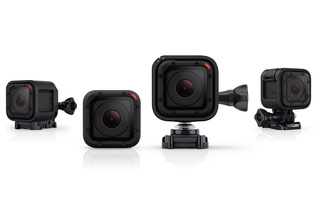 New GoPro Hero 4 Session Camera - Their Newest Virtual Reality Camera?