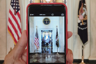 You Can Now Take Photos at the White House, but Leave Your Selfie Sticks at Home