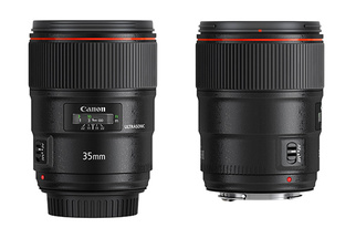 Canon Announces The 35mm f/1.4L II USM