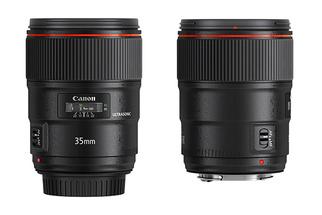 Canon Announces The 35mm f/1.4L II USM