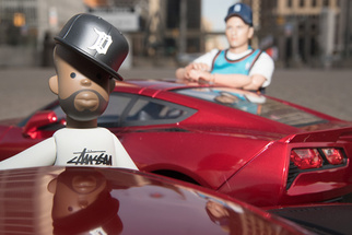 Hip-Hop Action Figures Make for Great Models in Detroit Area Photographer's Side Project
