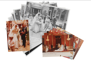 Never Before Seen Candid Photos From Princess Diana's Wedding Are Up For Auction