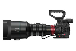 Canon Officially Developing 8K Recording Equipment and a 120-Megapixel DSLR