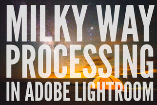 How to Post Process the Night Sky in Lightroom