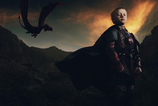 Photographer Helps Children with Cancer Live Their Dreams Through Fantasy Photography