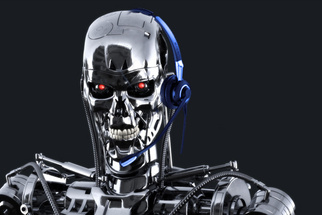Is Anyone Else Getting Telemarketing Calls From This Super Smart Robot?
