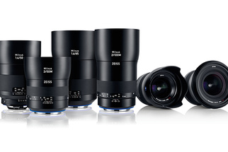 Zeiss Launches Entirely New 'Milvus' Line of High-Performance Lenses for Nikon and Canon DSLRs