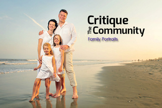 Critique the Community: Submit Your Family Portraits Now