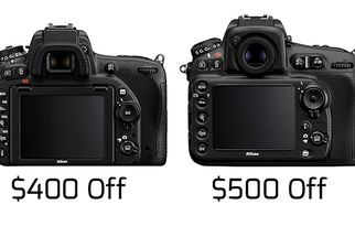 Newest Discounts on Nikon D810 and D750 Bring All-Time Low Prices for USA Models