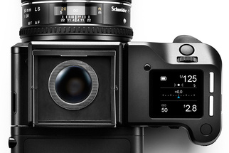 Phase One XF Receives First Major System Update