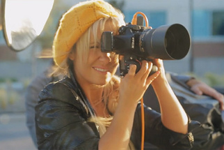 Dixie Dixon Explains How and Why You Should Be Filming Video On Every Photoshoot