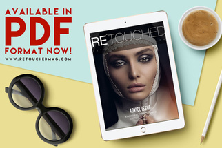 Retouched Magazine Now Available in PDF Format