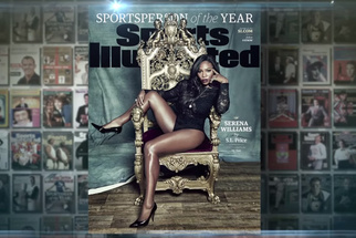 Behind-the-Scenes Look at Sports Illustrated Cover for Sportsperson of 2015