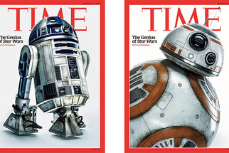 Spoiler-Free Star Wars Portraits from Time Magazine