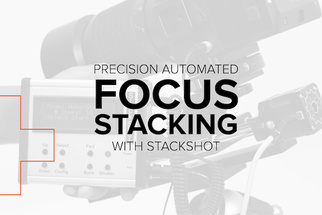 Precision Automated Focus Stacking with Stack Shot
