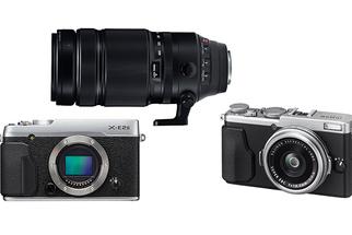 Fuji Announces the X-E2S, X70, and XF 100-400mm f/4.5-5.6 LM OIS WR Lens