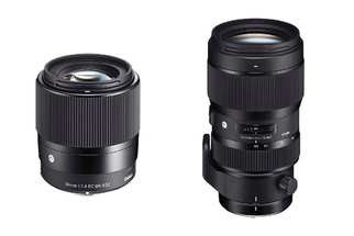 Sigma's New Lenses: The 50-100mm f/1.8 DC HSM Art and 30mm f/1.4 DC DN Contemporary