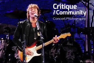 Critique the Community Episode 18: Concert Photography