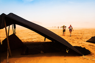 Defying the Sahara - A Photographic Adventure With Audray Saulem