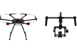 DJI Announces New Drone and Ronin Gimbal