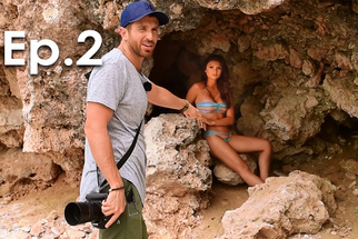Swimwear Photography With Joey Wright Behind The Scenes Ep. 2