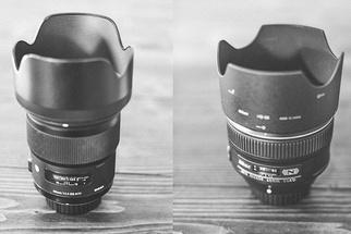 Art versus Art: Sigma Art 50 1.4 vs Nikon 58 1.4