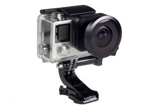 Lensbaby Starts Kickstarter Campaign for Fisheye GoPro Lens