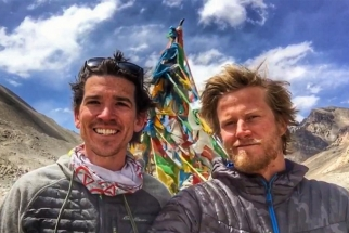 Mount Everest Climbers Document Their Ascent Through Snapchat