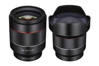 New Autofocus Lenses From Samyang Optics