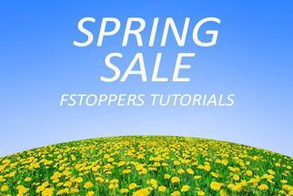 Big Savings With End of Spring Sale - Fstoppers Photography Tutorials