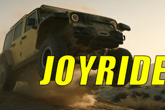 Newest Installment of 'Joyride' Video Series - What's Next?