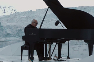Greenpeace España Put a Pianist on a Floating 'Glacier' in the Ocean for This Film