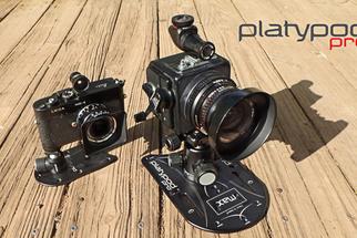 Platypod Pro Max Mini Tripod Announced