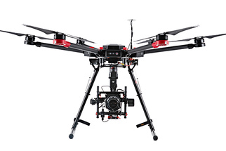DJI and Hasselblad Teamed Up to Create an Aerial Photography Powerhouse