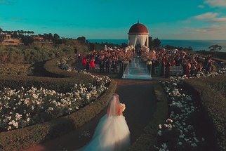 Wedding Photographer Takes Gorgeous Video Using Drone