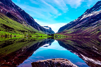 '4K Fjordlapse Norway' Is a Meditative Video Tour of the Country's Waterways
