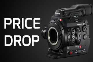 Major Price Drop on the Canon C300 MkII, C100 MkII, and Cine-Servo Lens