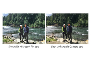 Is Microsoft Pix Better Than the iPhone Camera App?