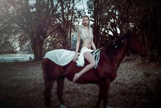 Lady Godiva Inspires Boudoir Photography [NSFW]