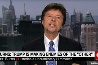 Documentarian Ken Burns Breaks His Impartiality to Denounce Trump