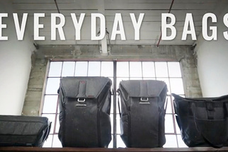Peak Design Launches Kickstarter for Four New Bags Built on Success of Everyday Messenger
