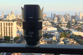 Hands-On With the Sony FE 50mm f/1.4 ZA, The Newest Addition to the Full-Frame E-Mount Lens Lineup