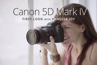Hands-On With the New Canon 5D Mark IV